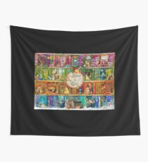 A Stitch In Time Wall Tapestry