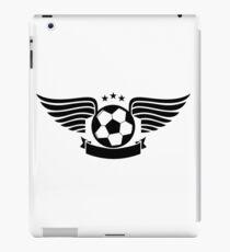 football team competition iPad Case/Skin