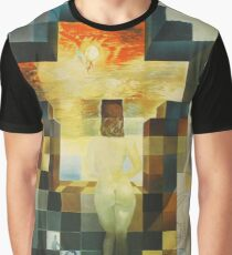 Lincoln in Dalivision- Salvador Dalí Graphic T-Shirt