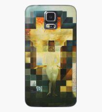 Lincoln in Dalivision- Salvador Dalí Case/Skin for Samsung Galaxy