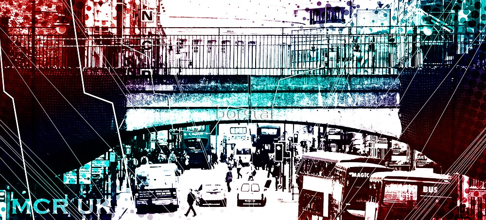 Manchester  by borstal
