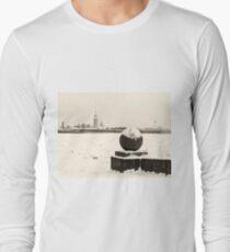 Saint Petersburg Vasilievsky Island Spit T-Shirt