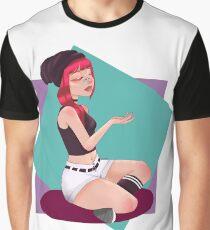 Paece girl  Graphic T-Shirt