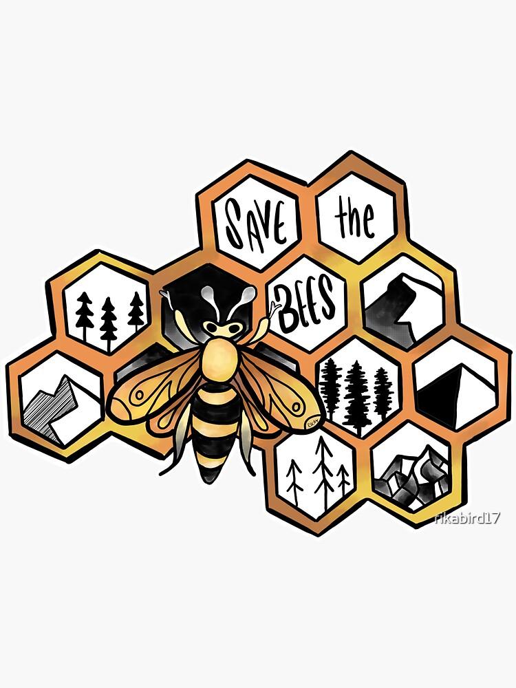 Rette die Bienen !! von rikabird17