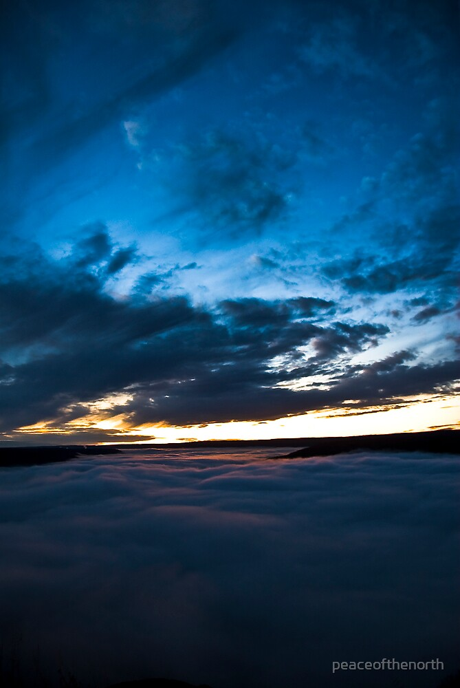 River of Mist by peaceofthenorth