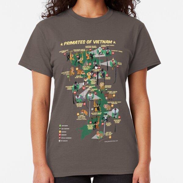 Primates of Vietnam Classic T-Shirt