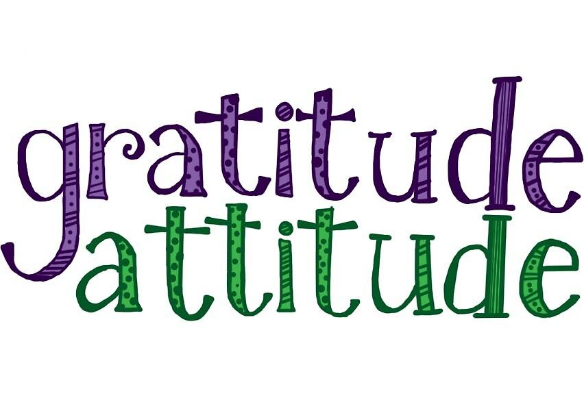 Gratitude Attitude  by Cairn  Camps