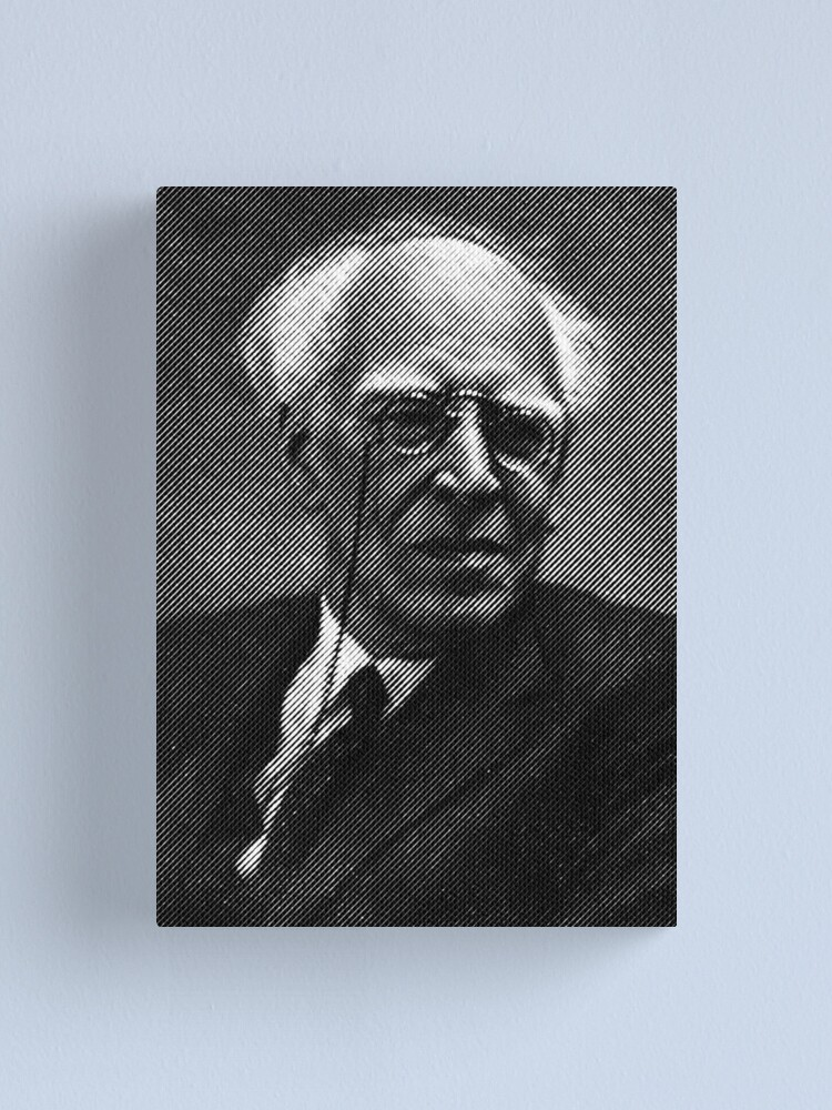 Alternate view of Constantin Stanislavski Canvas Print