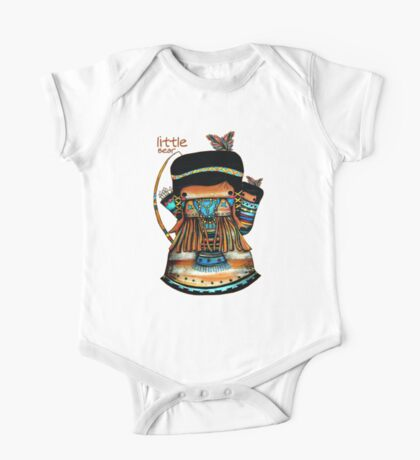 Little Bear TShirt Kids Clothes