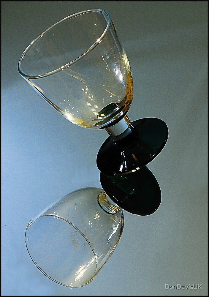 The Glass: Well Balanced by DonDavisUK