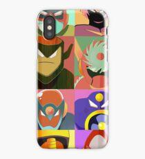 megaman 2 iPhone Case/Skin