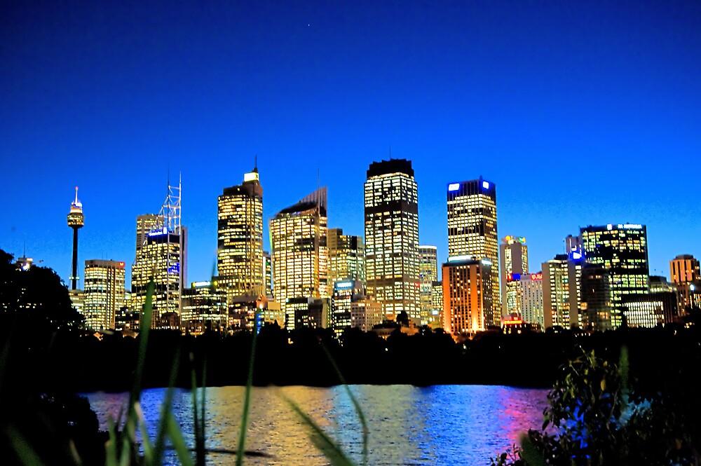Sydney City by satwant