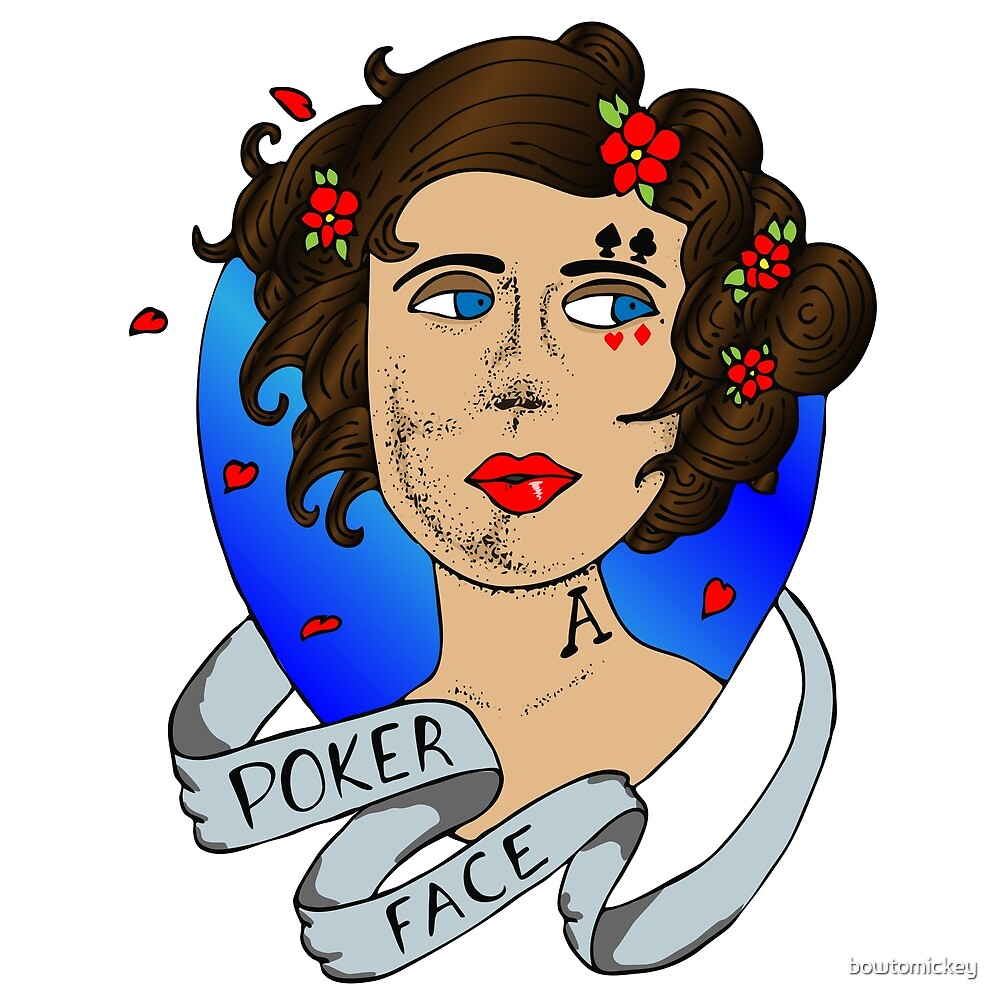 Poker Face by bowtomickey