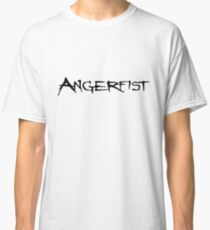 Angerfist Logo Classic T-Shirt