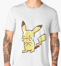 Crayon Pika Men's Premium T-Shirt