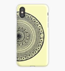 1 of 365 mandala iPhone Case/Skin