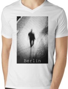 Berlin Streets 002 Mens V-Neck T-Shirt