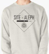 Site-Aleph Minimalist Pullover