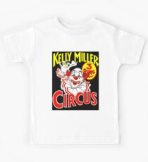 KELLY MILLER : Vintage 1938 Circus Clown Advertising Print Kids Clothes