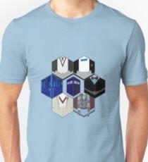 The Five Doctors Unisex T-Shirt