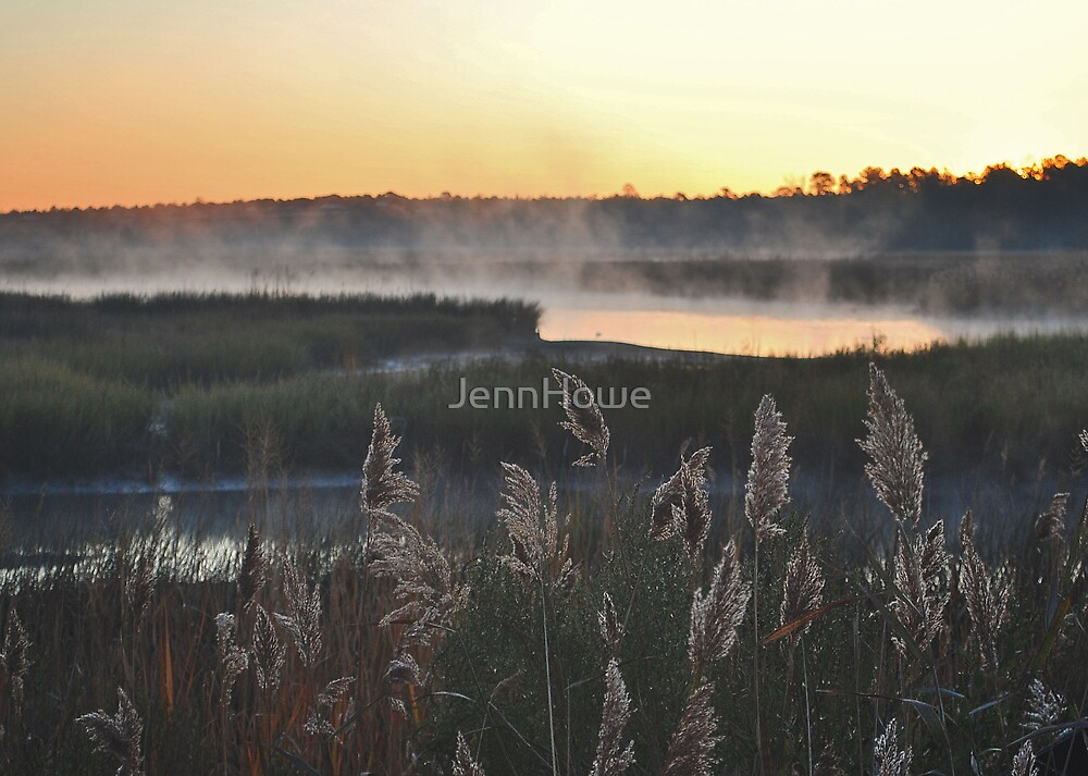 Chesapeake Morning light by JennHowe