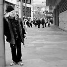 The homeless by borstal