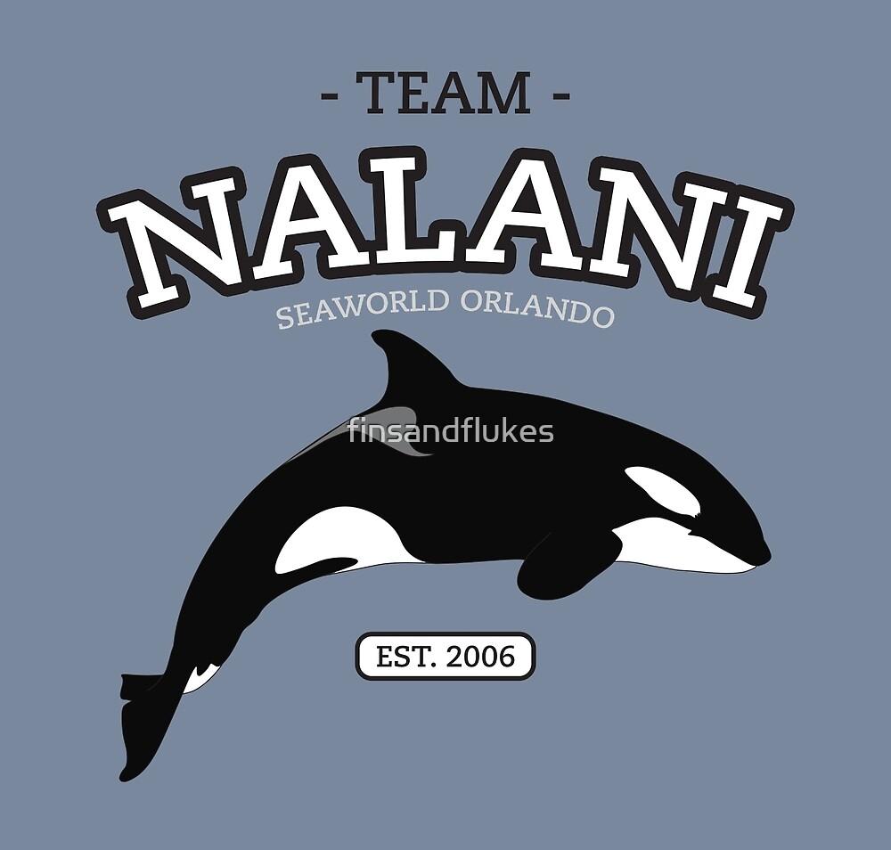 Team Shamu - Nalani by finsandflukes