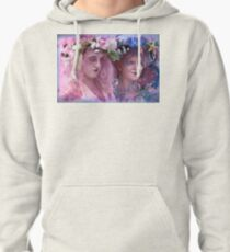 The Kostume Girls at the Mermaid Parade 2011 Pullover Hoodie