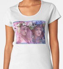 The Kostume Girls at the Mermaid Parade 2011 Women's Premium T-Shirt