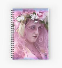 The Kostume Girls at the Mermaid Parade 2011 Spiral Notebook