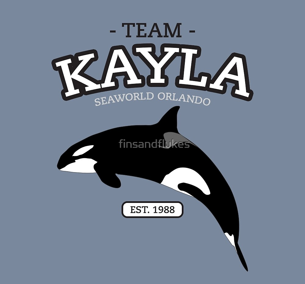 Team Shamu - Kayla by finsandflukes