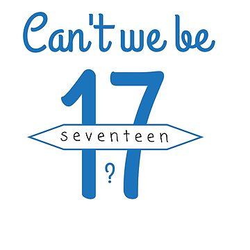 Seventeen by DoodleC