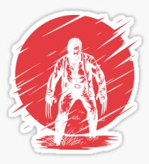 Logan Sticker