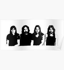 Pink Floyd - Meddle Poster