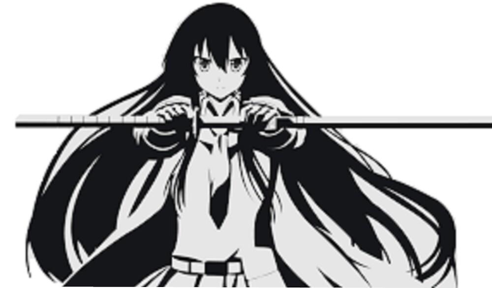 Akame Manga by Liwi