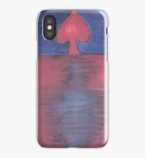 From Spade to Fade iPhone Case/Skin