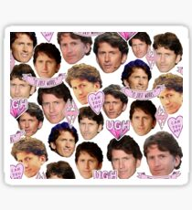 Todd Howard Collage Sticker