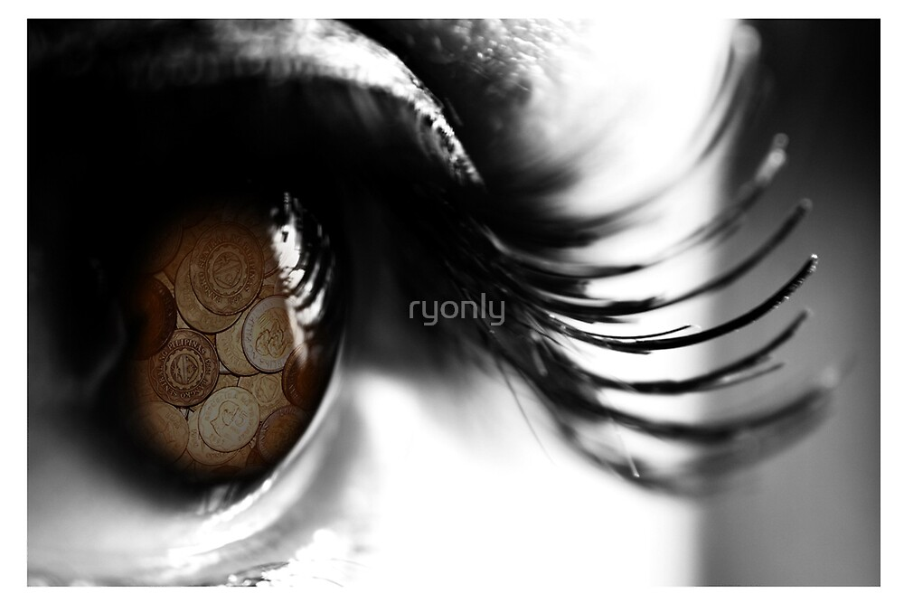 lust for money by ryonly