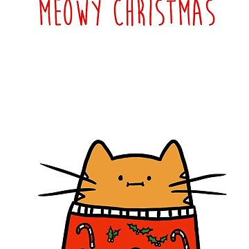 Meowy Christmas!  by CharlieeJ