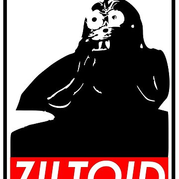 Ziltoid the Omniscient by tonid