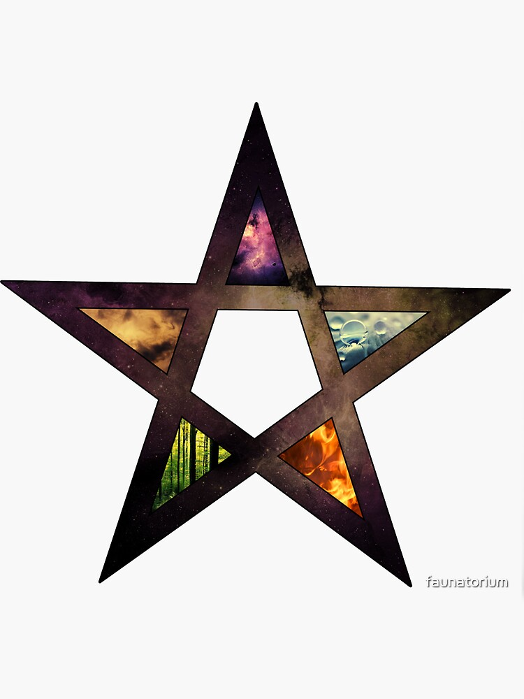 Pentagram elements by faunatorium