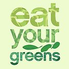 Eat Your Greens_lettuce goodness! by robinpickens