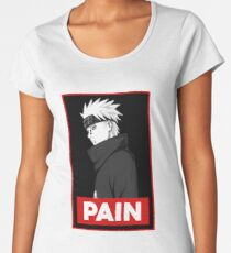 Pain Obey Design Women's Premium T-Shirt