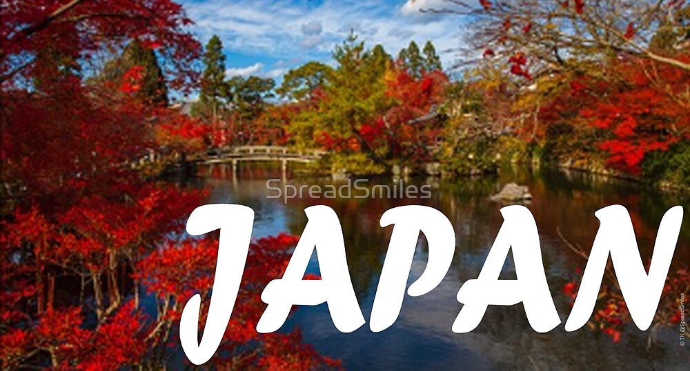 Japan 2 by SpreadSmiles