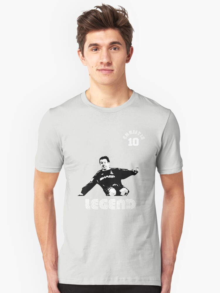 Inverness legend Charlie Christie Unisex T-Shirt Front