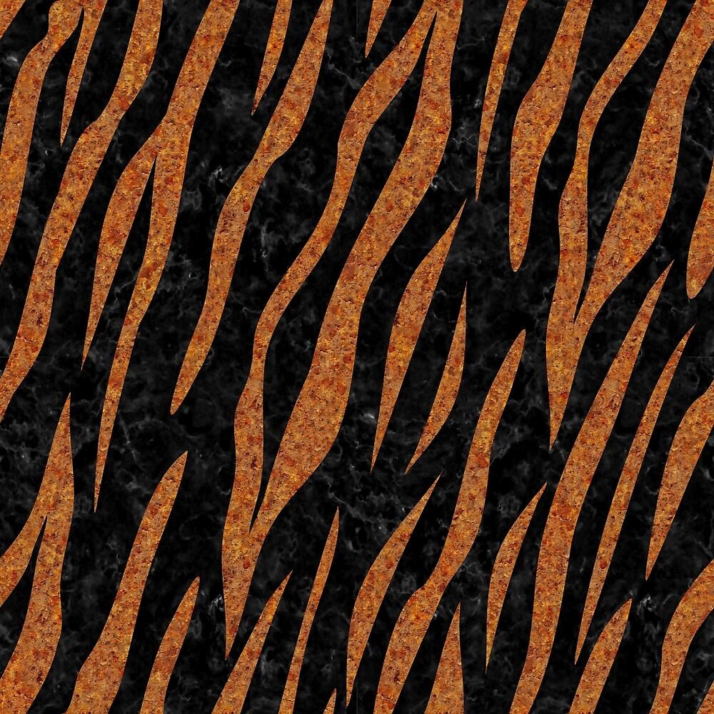 SKIN3 BLACK MARBLE & RUSTED METAL (R) by johnhunternance