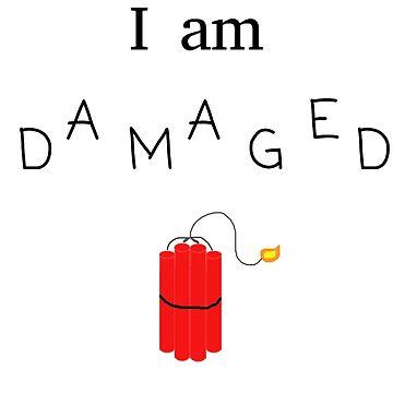 Damaged by DoodleC
