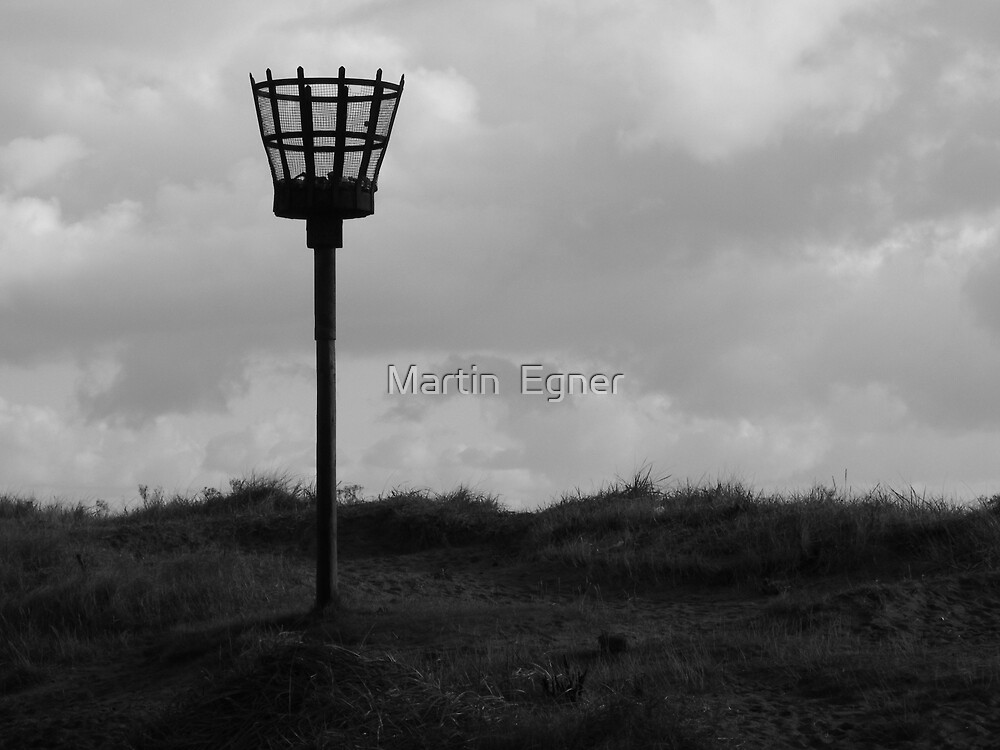 The Lonely Beacon by Martin  Egner