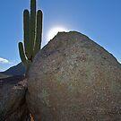 Desert Sunrise by Jeff Hathaway