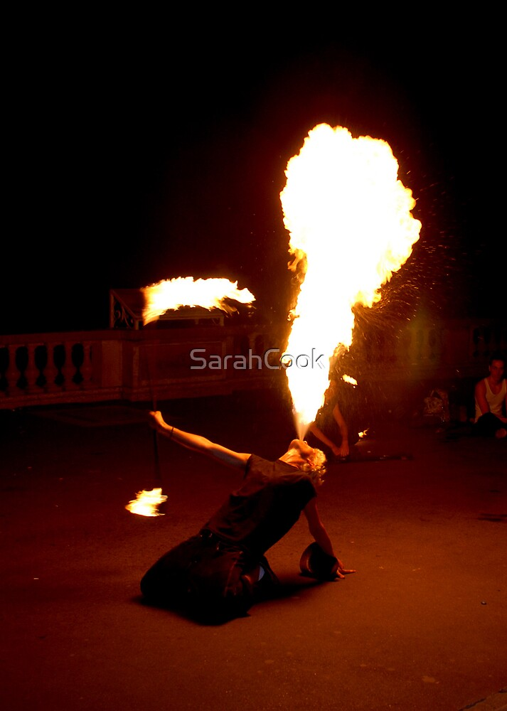 Fire Dancer by SarahCook